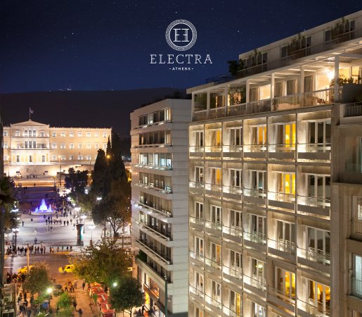 Electra Hotel Athens 140 1 7 2 Updated 2019 Prices Reviews