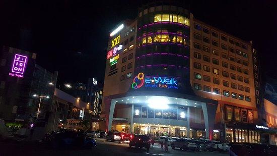 E-Walk Balikpapan Superblock
