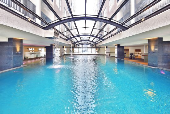 Zen Diamond Suites Hotel: Indoor Swimming Pool With Kid Pool And Jacuzzi