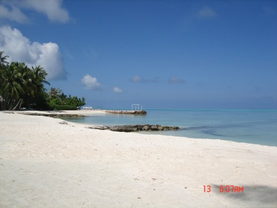 LUX South Ari Atoll: View from the Villa 99% of the time