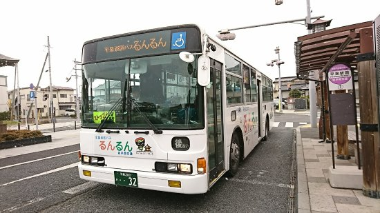 Hiraizumicho Cyclic Bus Runrun