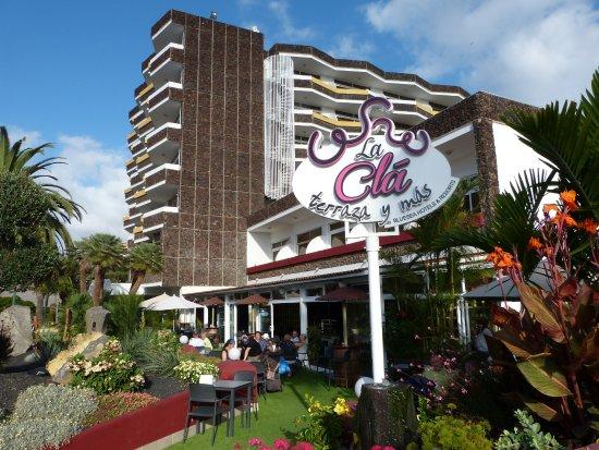 La Cla Am Hotel Bonanza Picture Of La Cla Terraza Y Mas
