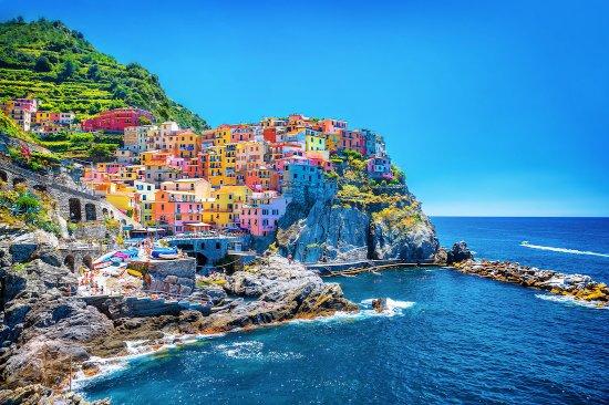 La Spezia, Italy: Cinque Terre by day