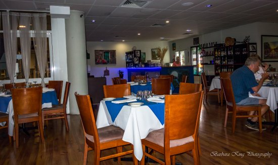 Springwood, Australia: early evening inside the restaurant