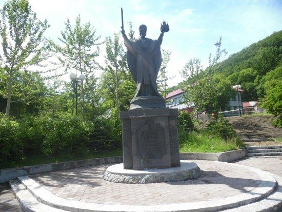 Monument to Saint Nicholas