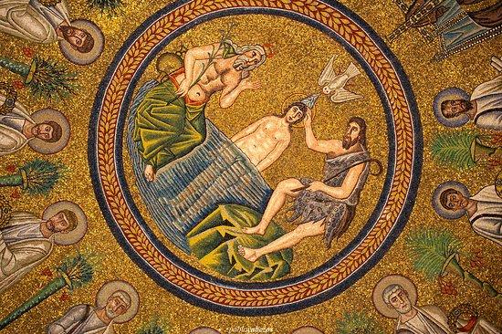 Province of Ravenna, İtalya: Mosaics in Ravenna