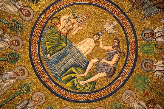 Provincia de Rávena, Italia: Mosaics in Ravenna