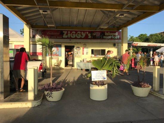 Ziggy's Island Market: Here it is....