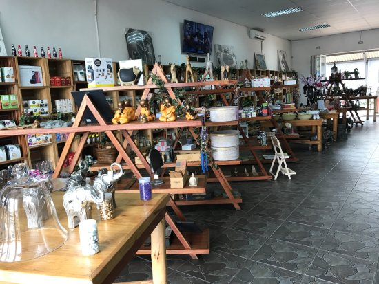 Ndola, Zambia: Best place if you are looking for health food, antiques and beauty products.