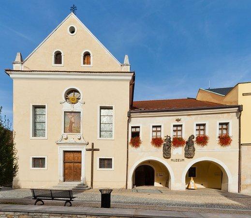 Melnik, Repubblica Ceca: Regionální muzeum Mělník - budova