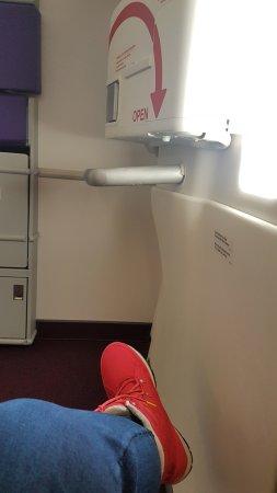 Thai Airways: ติดประตูค่ะ
