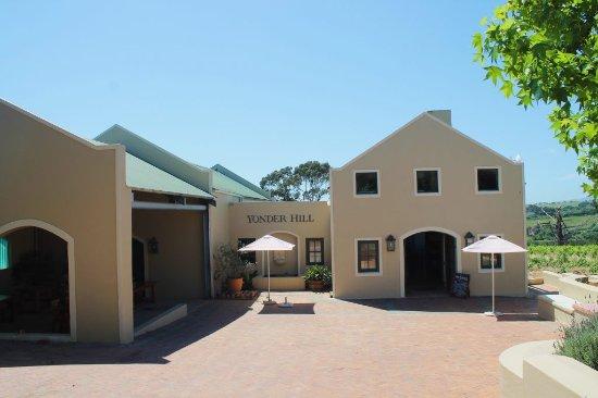 Stellenbosch, South Africa: Tastingroom