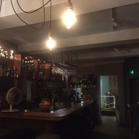 Bellamy Bar and Cookery