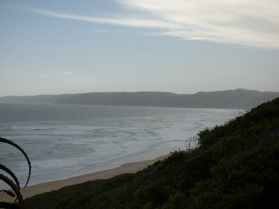 Dolphin Dunes Guesthouse: other direction