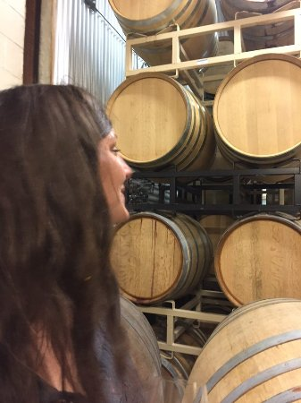 """Vin de Vie Wine Tours: Tasting from the barrels is an inclusion we often offer on our """"In Depth"""" tour."""