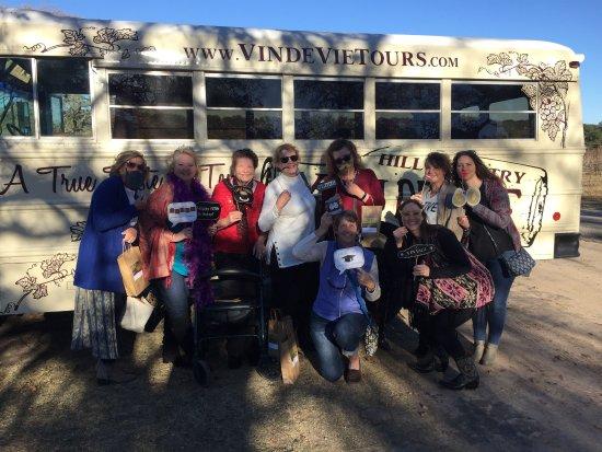 Vin de Vie Wine Tours: Great choice for big birthday celebrations!