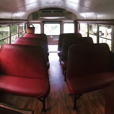 "San Marcos, TX: Bussie the ""Vintage Bus"""