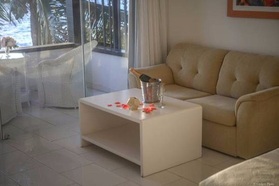 Barracuda Resort: Suite Lua De Mel