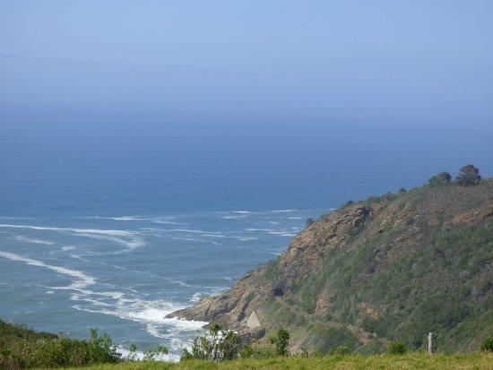 Wilderness, Sudáfrica: View from the top