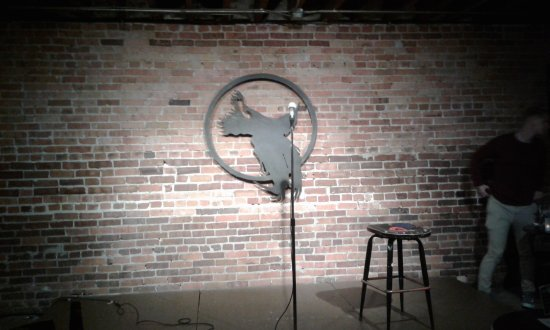 Dead Crow Comedy Room