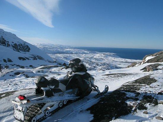Stella Travel Company: Снегоходный тур на краю Земли - это шикарное 3-дневное путешествие на п-ве Рыбачий