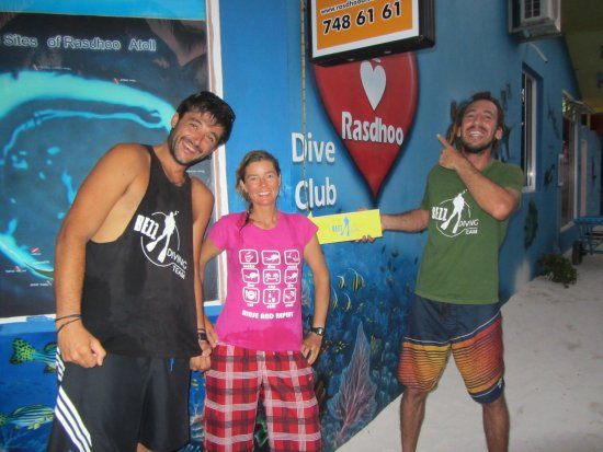 Photos de Family Divers Maldives - Photos de Rasdhoo - Tripadvisor