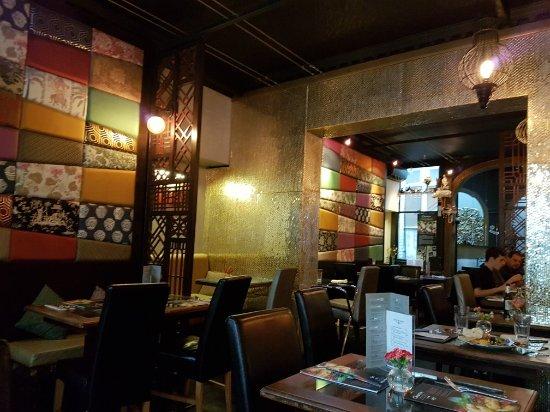 Charm Oriental Bar And Thai Restaurant Bath