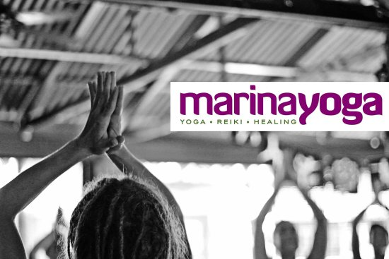 Provinsen Krabi, Thailand: Welcome to Marinayoga!