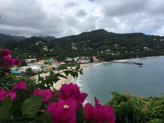 Petite Anse Beachfront Hotel & Restaurant Grenada: Sauteurs