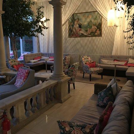 Champneys Henlow: Lounge