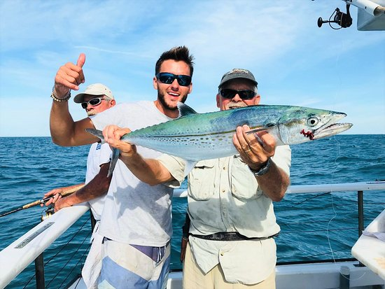 Salty Goat Fishing Charters
