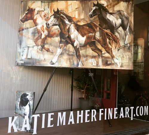 Salida, CO : Specializing in horse art