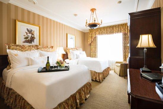 Hotel Monteleone: Traditional Double-Double
