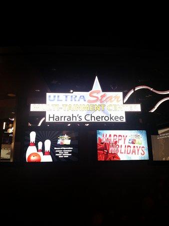 Harrah's Cherokee Hotel: Entertainment Center