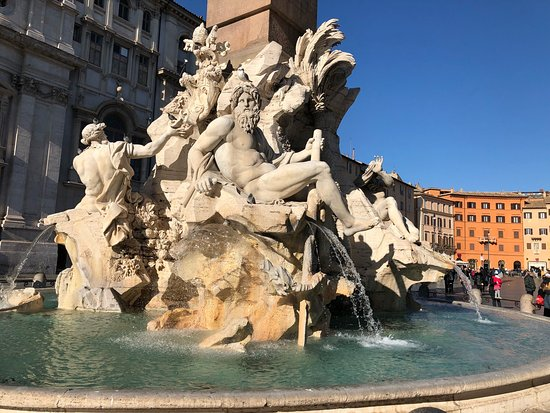 Private Tour Rome: A day at  Rome with Albertina is abs We amazing!