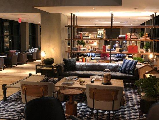 Hotel Kabuki, a Joie de Vivre hotel: Lobby refresh