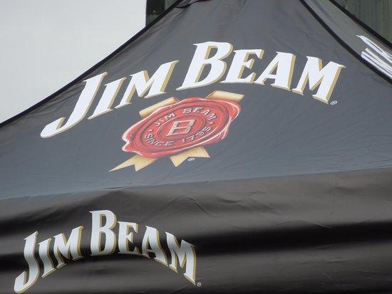 Clermont, Kentucky: Jim Beam Logo