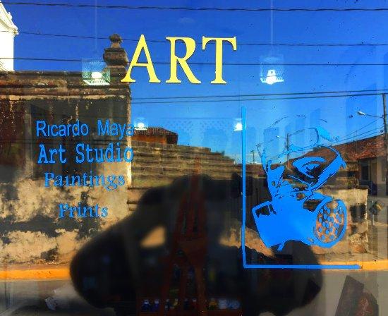 Ricardo Maya Art Studio