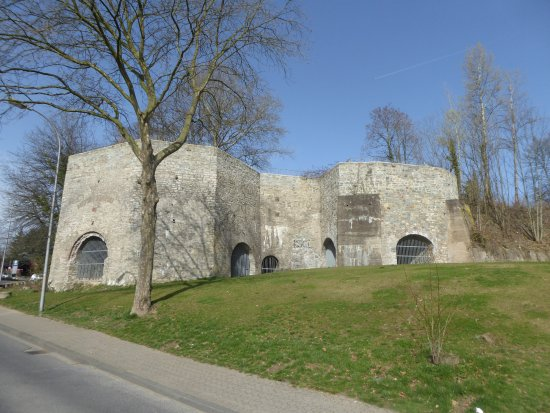 Бергиш-Гладбах, Германия: Blick auf die Kalköfen