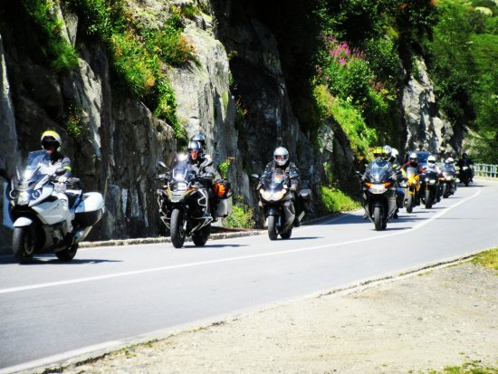 ‪Guided Motorbike Tours‬