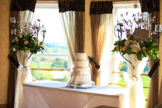 Glasson Country House Hotel & Golf Club: Perfect venue for a wedding