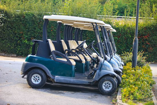 Glasson Country House Hotel & Golf Club: Golf on site, award winning golf course