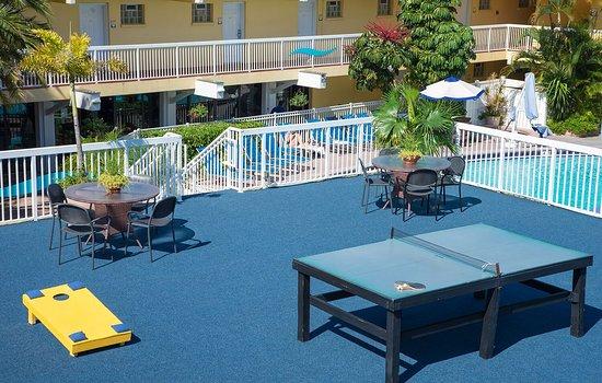 Bilmar Beach Resort: Sundeck