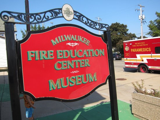 ‪Milwaukee Fire Museum‬