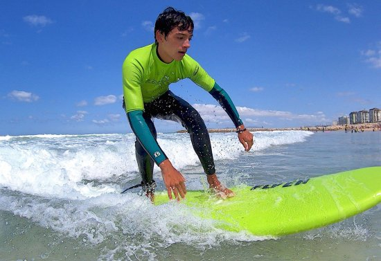 Sal Escola de Surf / Surf School