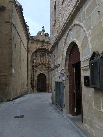 Viana, Spania: Ruinas de San Pedro