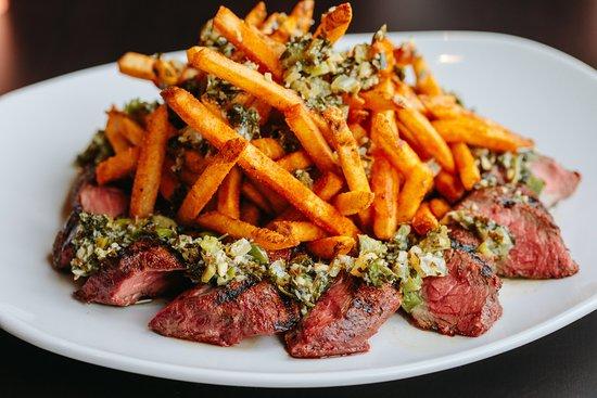 110 Grill: 110 Grill Chimichurri Steak 