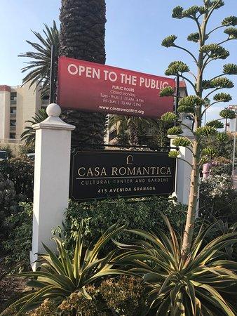 Casa Romantica Cultural Center and Gardens
