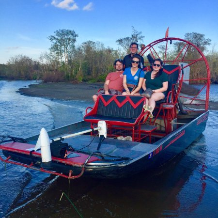 Seminole Wind Airboat tour