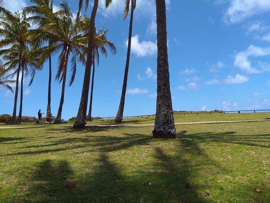 Anakena Beach: Playa Anakena